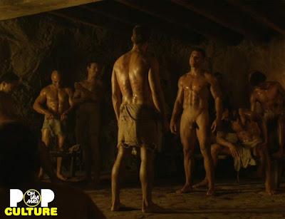 Nude manu bennett naked
